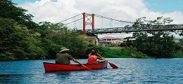 belize river canoeing and kayaking